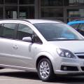 Двигатели Opel Zafira