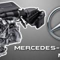 Двигатель Mercedes-Benz M270