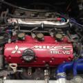 Двигатель Mitsubishi 6G75
