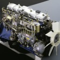 Двигатели Toyota H, 2H, 12H-T