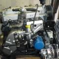 Двигатель Hyundai D4BF