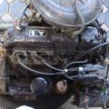 Двигатели Toyota Y серии