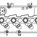Регулировка клапанов 4d56