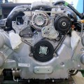 Двигатели Subaru ez36 и ez36d