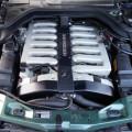Двигатель Mercedes-Benz M120