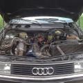 Двигатели Audi 200