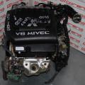 Двигатель Mitsubishi 6B31