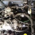 Двигатели Subaru ef10 и ef12