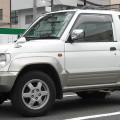 Двигатель Mitsubishi Pajero Junior
