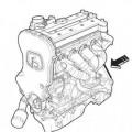Двигатель Opel A24XE