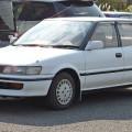Двигатели Toyota Sprinter