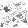 Двигатели Chevrolet Rezzo