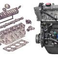 Двигатель Renault F3P