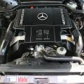 Двигатель Mercedes-Benz M119