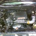 Двигатель Toyota 4E-FTE