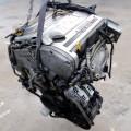Двигатель внутреннего сгорания Nissan vq20de