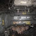 Двигатели Hyundai G4GF, G4GB и G4GR