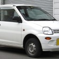 Двигатели Mitsubishi Minica