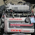 Двигатель Mitsubishi 4g67