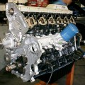 Двигатель 1HD-T