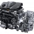 Двигатель Toyota A25A-FXS
