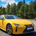 Двигатели Lexus LC