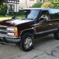 Двигатели Chevrolet Blazer