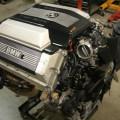 Двигатели BMW M60B30, M60B40