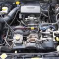 Двигатель Subaru EJ20J