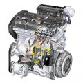 Двигатели Peugeot 206