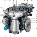 Двигатель Hyundai G4EA