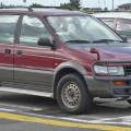 Двигатели Mitsubishi RVR