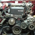 Двигатель Toyota 1G-GZE