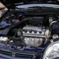 Двигатель Honda D14