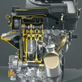 Двигатели Peugeot 107