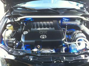 2GR-FE Turbo