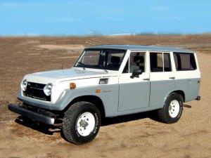 Land Cruiser 55