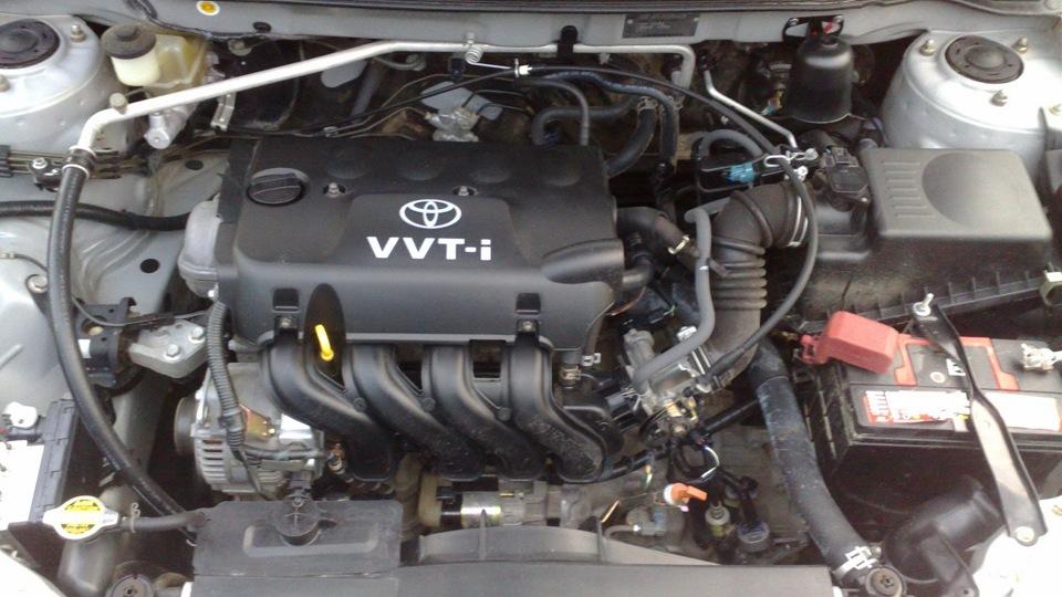 Двигатель на тойоту характеристики