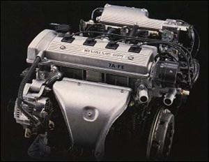 Toyota 7a-fe