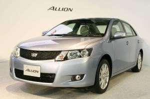Toyota Allion второго поколения