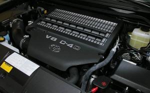 1VD-FTV 4.5 л. V8 дизель