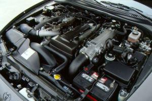 2JZ-GTE Toyota Supra