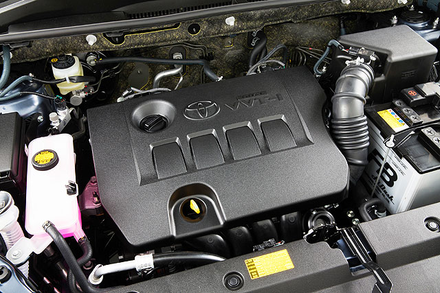 toyota rav4 двигатель 3zr