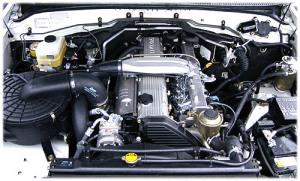 Двигатель 1hz