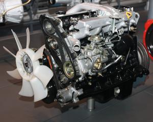 Toyota 1HD-T