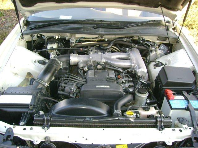 Двигатель 1JZ-GE можно смело