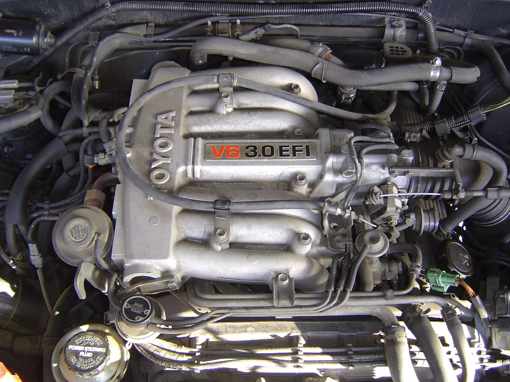 1993 toyota 3 0 v6 engine diagram