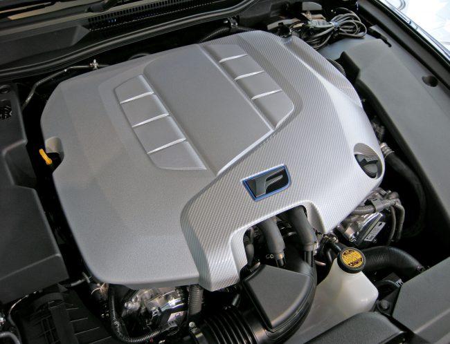 Двигатель 2UR-GSE