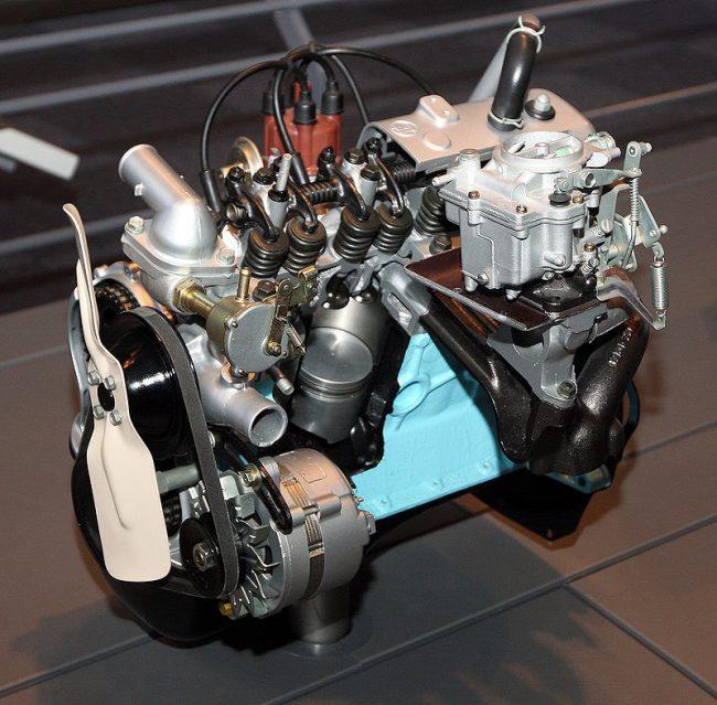 Двигатель Toyota К