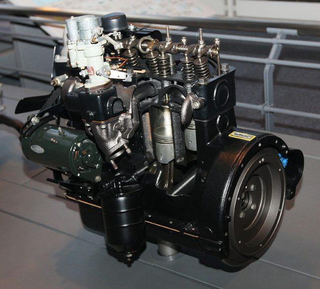 Двигатель Toyota R